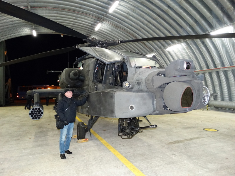 2013 Helicopter Wing Karup